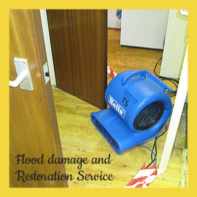 flood and restoration services south devon