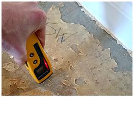 floor flood damage and repair devon